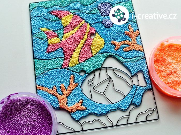 bublinková hmota Bubble Foam Kohinoor