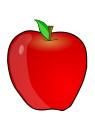 obrázek jablko