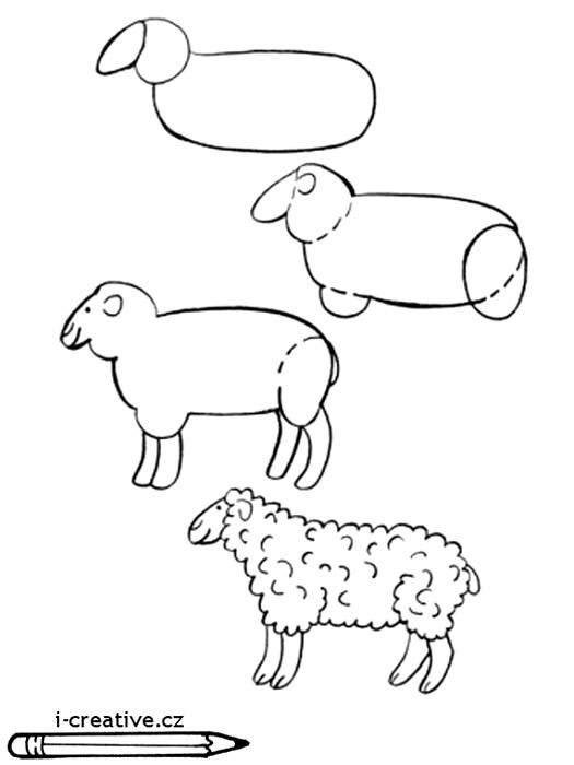 Как рисовать аниме карандашом для начинающих по картинкам