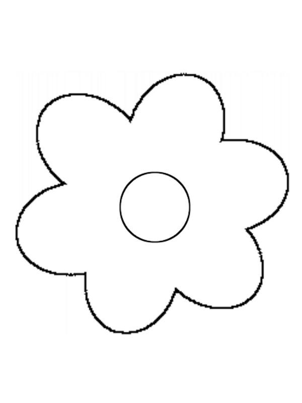 Šablonky s květy využijete na všelijaké tvoření vyrobit si