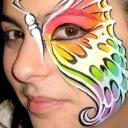 motýlí maska