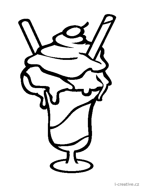 no soda coloring pages - photo#43