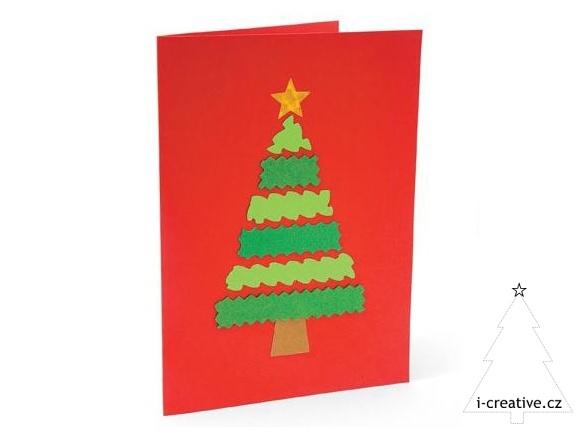 Výsledek obrázku pro přáníčko k vánocům papírové