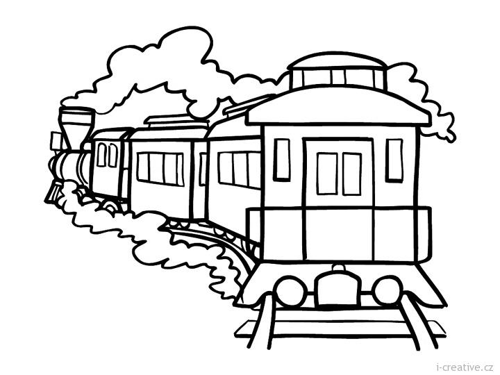 Vlaky omalovu00e1nky : i-creative.cz - Inspirace, nu00e1vody a nu00e1pady pro ...