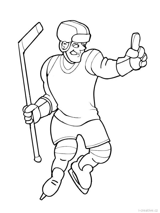 Ledn 237 Hokej Omalov 225 Nky I Creative Cz Inspirace N 225 Vody