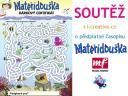 i-creative.cz soutěž o předplatné Mateřídoušky