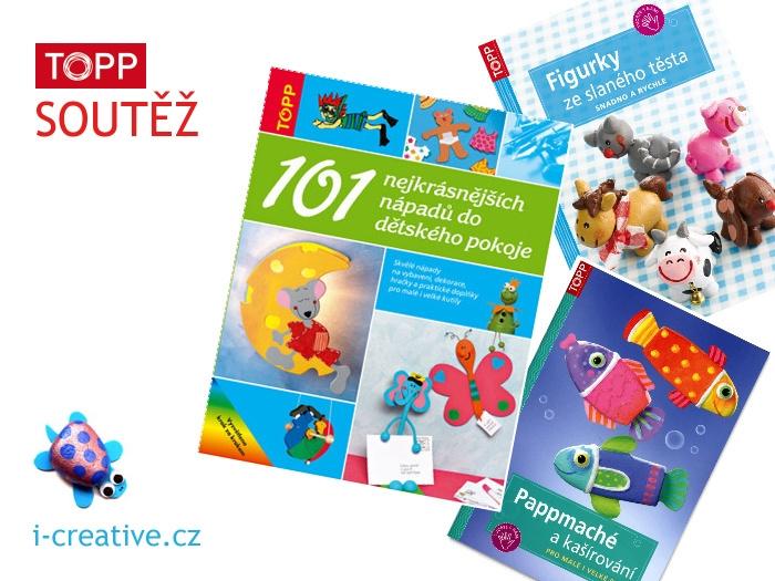 Soutěž o TOPP knihy