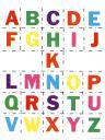 angličtina hrou - písmena k vytisknutí