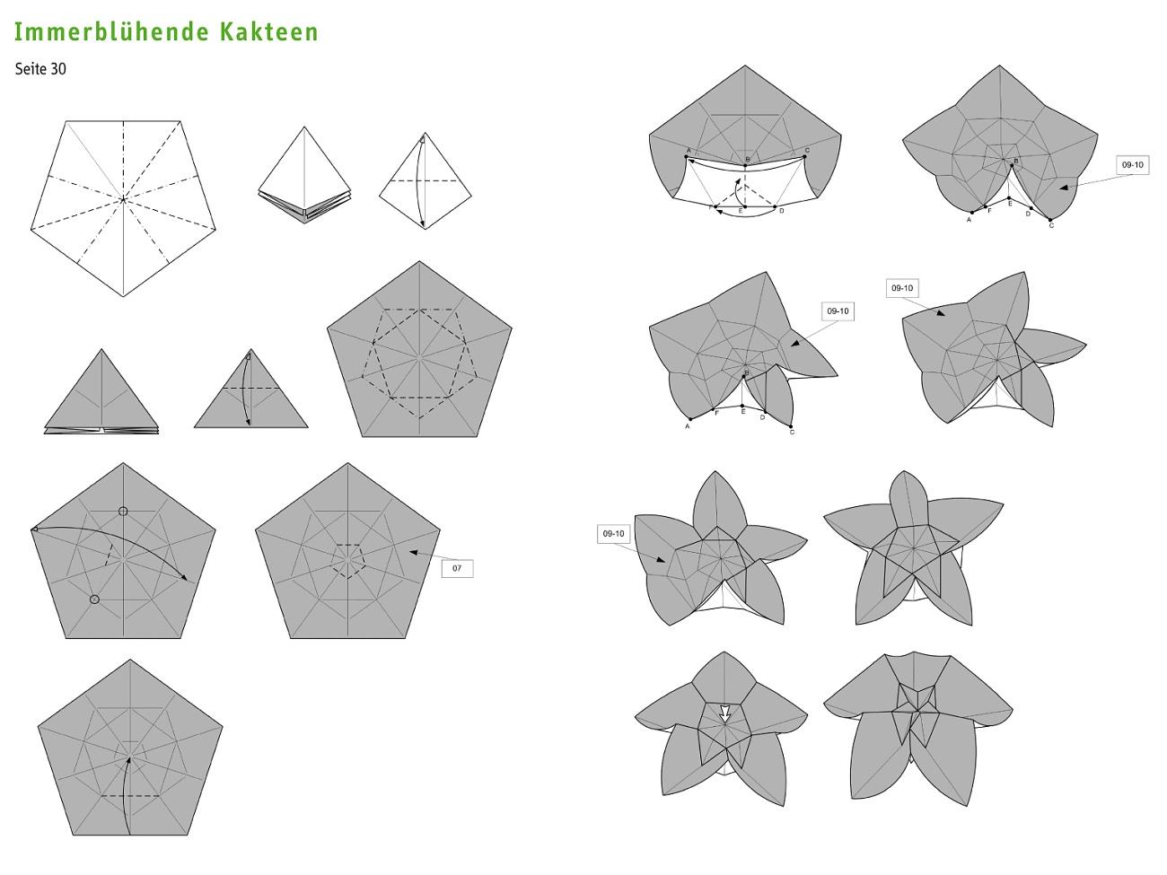Fascinující origami květy | i-creative.cz - Inspirace ... - photo#39