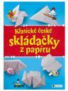 Fragment Klasické české skládačky z papíru
