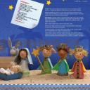 Jak vyrobit Betlém, figurky - ukázka z TOPP Tvořit se dá ze všeho!