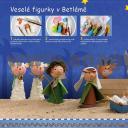 Výroba figurek do Betlému