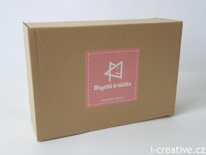 Magická krabička růžová edice