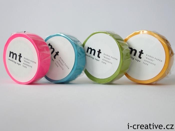 MT dekorační pásky