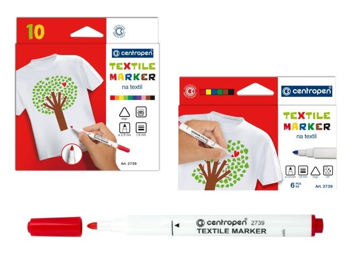 Centropen Textile Marker