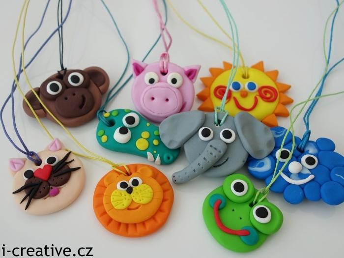 Fimo Kids nápady pro děti