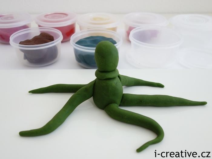 Chobotnice z II. patra návod