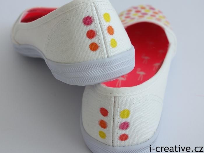 kreslení na boty