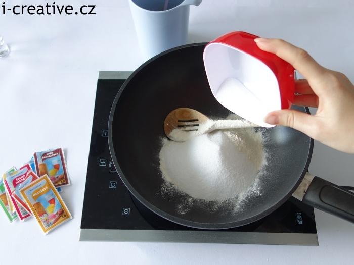 sůl do domácí modelíny