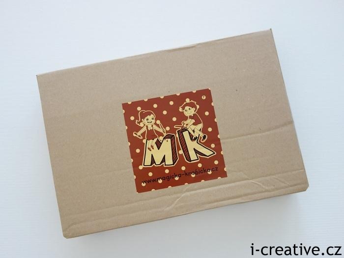 Magická krabička Hnědá edice
