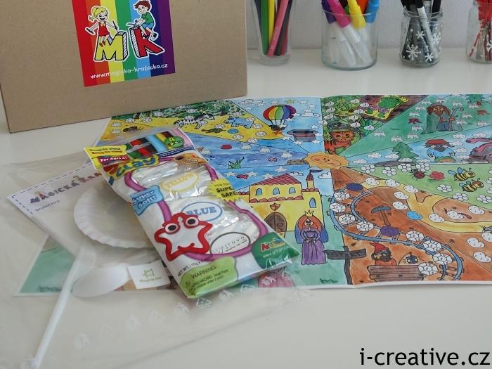 Magická krabička - stolní hra