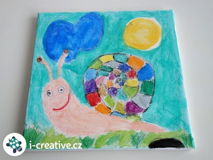 obrázek do dětského pokoje