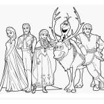 Ledové království postavy