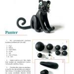 jak vymodelovat pantera