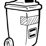 kontejner biodpad