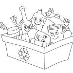 třídění odpadu, ekologie