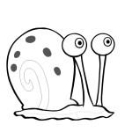 Gary hlemýžď Spongebob