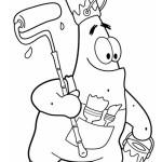 Patrik Spongebob