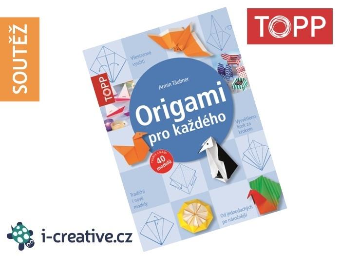 Soutěž o knihu Origami pro každého