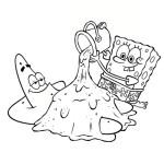 Spongebob a Patrik