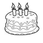 dort 3 svíčky