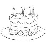 dort narozeninový