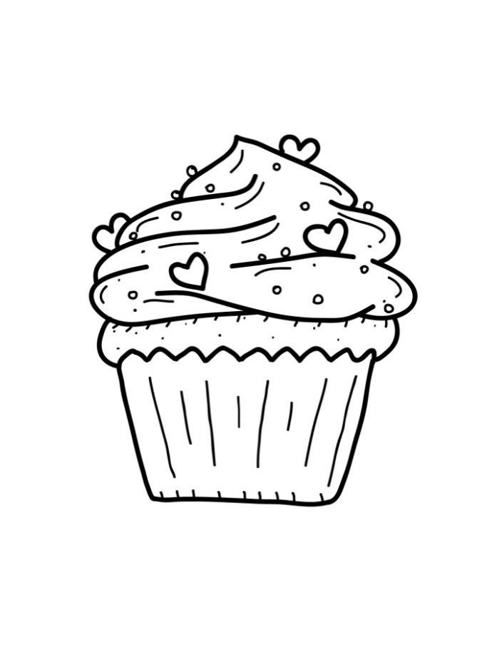 Narozeninov dort omalov nky