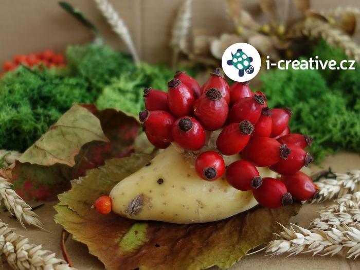 podzimní tvoření pro děti