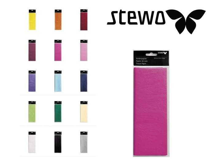 hedvábné papíry Stewo
