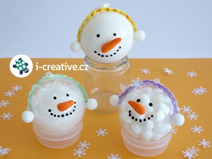 vánoční tvoření pro děti
