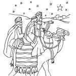 Tři králové na velbloudech