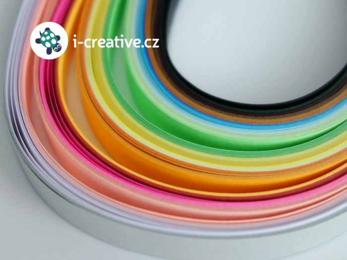 quilling proužky