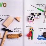 ukázka z knížky Velká kniha nápadů pro šikovné ruce