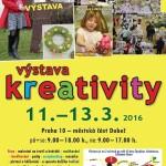 Výstava kreativity Dubeč březen 2016