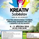 výstava Kreativ Soběslav 2016