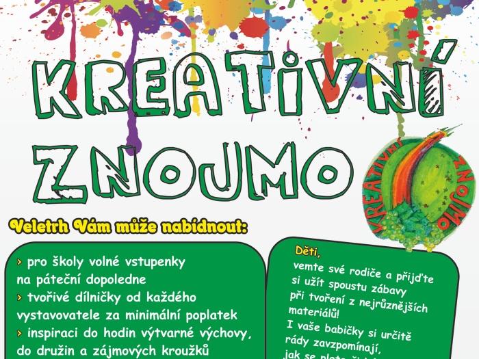 veletrh Kreativní Znojmo
