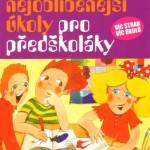 Další Hráškovy nejoblíbenější úkoly pro předškoláky (fialová)