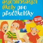 Hráškovy nejoblíbenější úkoly pro předškoláky (modrá)