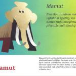 Mamut básnička
