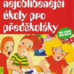 Nové Hráškovy nejoblíbenější úkoly pro předškoláky (červená)